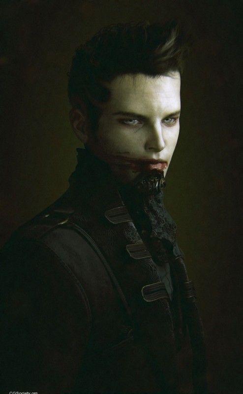 dans fond ecran vampire male 8fa1484a