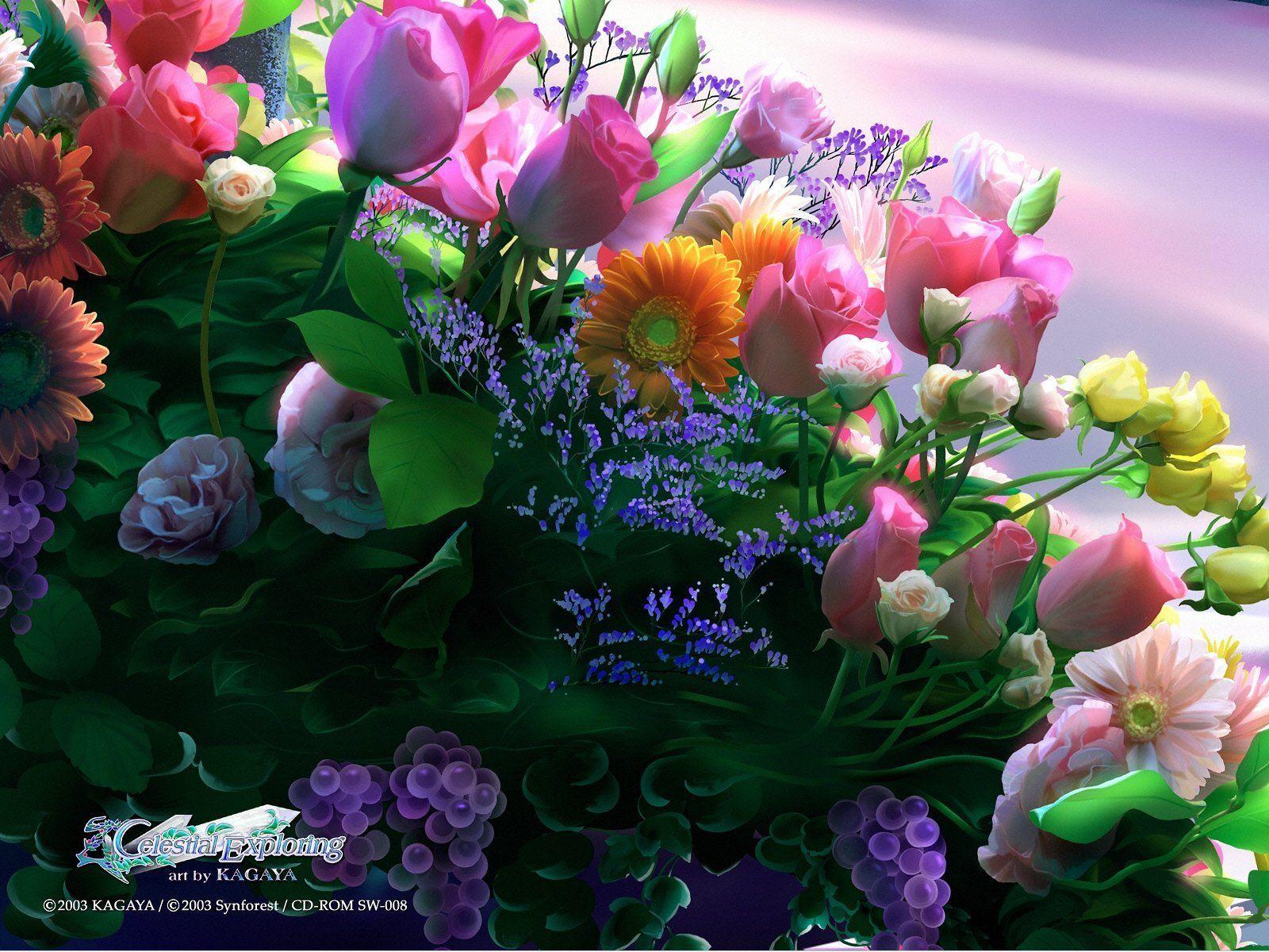 Fleur magnifique