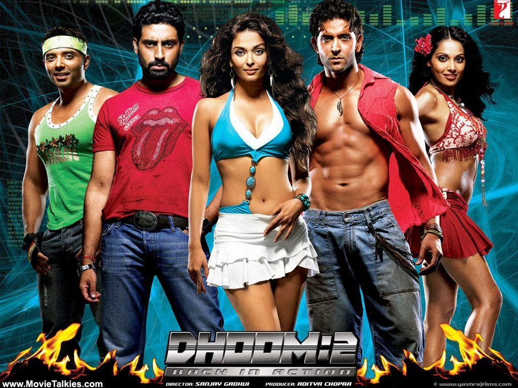 Film - Dhoom 2