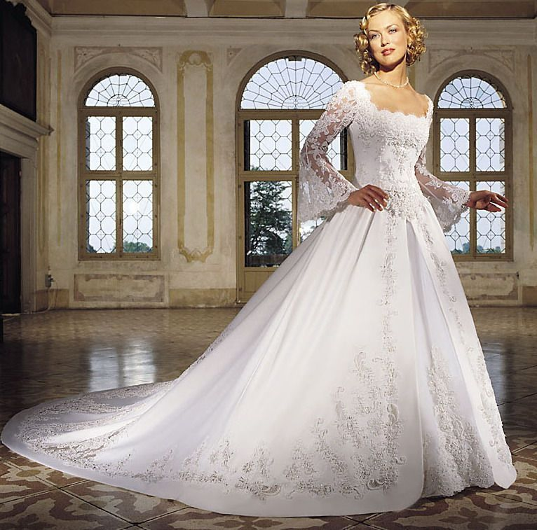 Luxury Wedding Dresses New York : Robe de mari?e center